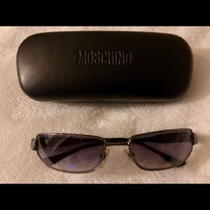 Men's Moschino Sunglasses & Case